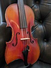 Handsome, powerful Guarneri copy Violin.