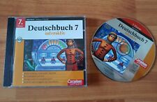 CD ROM Deutschbuch interaktiv Lernsoftware 7. Schuljahr ISBN 9783464607688