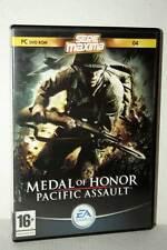 MEDAL OF HONOR PACIFIC ASSAULT GIOCO USATO PC DVD VERSIONE ITALIANA VBC 47013