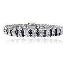 Unbranded Blue Sterling Silver Fine Bracelets