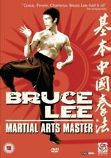 Bruce Lee Martial Arts Master 5060034578598 DVD Region 2