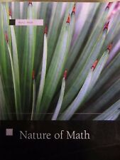 Nature of Math Textbook by Karl J. Smith 2009
