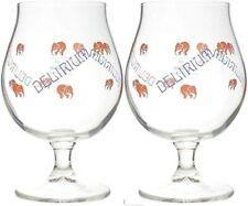 Delirium Tremens glassware (full set of 6) Delirium