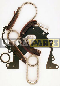 BMW 3.0  2993cc N57D30A ,N57D30 ,N57SD30B ,N57D30B ,N57N306D2 TIMING CHAIN KIT