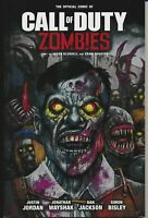 Call of Duty Zombies Dark Horse Comics TPB 2017 Activision Simon Bisley