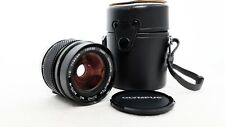 OLYMPUS ZUIKO 24mm F2 MC Wide Angle Lens for Olympus OM fit with case