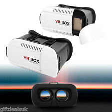 VIRTUAL REALITY BOX GLASSES VIRTUAL REALITY VIDEO FOR SAMSUNG iPHONE SMART PHONE
