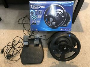 Thrustmaster T300 RS Edition Steering Wheel and Pedal Set - Black