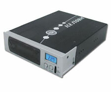 EVER COOL  HDAC 5.25 Inch Hard Drive Temperature Display Cooler