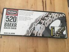 BIKEMASTER 520 BMXR Sealed Chain 120 Black/Gold 197330