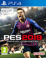 Soccer pro Evolution Pes 2019 (Fútbol) PS4 PLAYSTATION 4 Konami