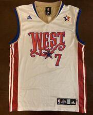 Rare Vintage Adidas Portland Trailblazers Brandon Roy 2008 West All-Star Jersey