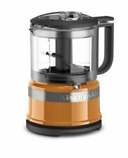 KitchenAid Kfc3516Tg 3.5 Cup Mini Food Processor, Tangerine