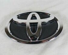 Toyota Corolla Grille Emblem 09-13 Chrome Grill Badge bumper sign symbol logo (Fits: Toyota)