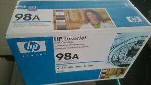 Cartouche de toner HP 98A pour HP LaserJet séries 4/5 - HP 92298A Original