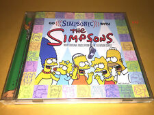 THE SIMPSONS go SYMPHONIC music 53 HITS CD alf clausen ramones sonic youth