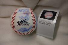 2004 Tacoma Rainiers Team Autographed Baseball