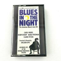 Blues in the Night The American Blues & Jazz Hit Soundtrack Cassette Tape