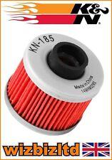 k&n Filtro de aceite BMW C1 125 2001-2003 kn185