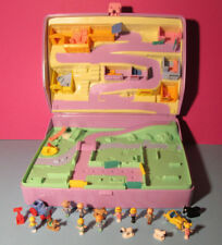 Polly Pocket Mini ♥ Jewel Case Play Set ♥ Spielkoffer ♥ 100% Complete ♥ 1989 ♥