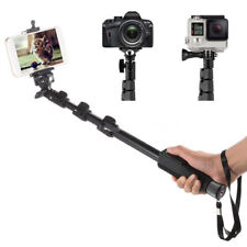 Bluetooth Extendable Handheld Selfie Stick Monopod With Zoom for Samsung iPhone