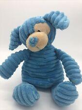 Unipak Kordy Dog Blue 12 Inch Animal Plushies