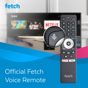 Fetch Voice Remote: Suits Mighty, Mini 4K, Mini & Gen 2