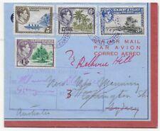 Gilbert + Ellice Islands 1947 - Brief nach Australien