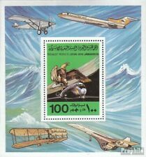 Libië (compleet.Kwestie.) MNH 1978 1. Motorflug de Gebrüde Wright