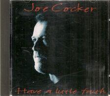CD ALBUM 13 TITRES--JOE COCKER--HAVE A LITTLE FAITH--1994