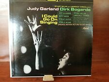 JUDY GARLAND I COULD GO ON SINGING W-1861 LP Soundtrack Used
