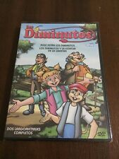 LOS DIMINUTOS THE LITTLES - 2 LARGOMETRAJES - 1 DVD MULTIZONA 143 MIN NEW SEALED