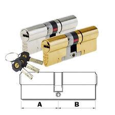 Yale Euro Cylinder Door Lock AS Platinum TS007 3* Star