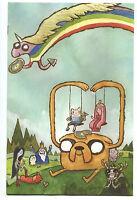Adventure Time 4 C Boom 2012 NM 1:15 Scott C Variant