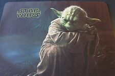 Star Wars Yoda feel the force Anti slip MOUSE PAD 9 X 7inch Rogue