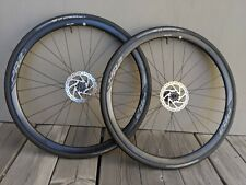 Giant P-R2 Disc Wheelset Tubeless 12mm Thru Axles With Tires