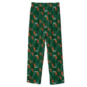 Boys 4-7 Miami Hurricanes Lounge Pants, Boy's, Size: M (5/6) Retail $26.00