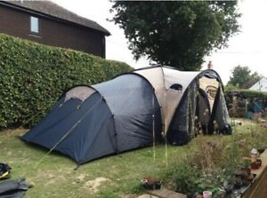 Wynnster Mercury 9 large family tent