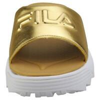 Fila Disruptor Slide Metallic Metallic Gold (WS) (5SM00063-700)