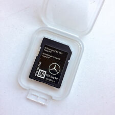 NEU Mercedes Benz SD Karte Garmin Map Pilot V8 2017/8 Latest A2139065604 W205