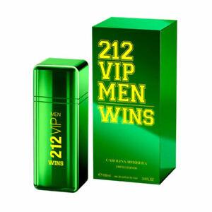 Carolina Herrera 212 VIP Men Wins Eau De Parfum for Men 100Ml Limited Edition