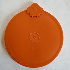 Tuperware Replacement Lid – Mix N Store with Flip Spout #696-1 Orange