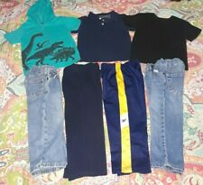 ~7 PC Lot~Boys Size 2 Toddler~Mixed/Various Clothing Lot~Childrens Place Reebok~