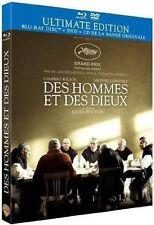 26391 // DES HOMMES ET DES DIEUX EDITION PRESTIGE BLU RAY + DVD + CD BO NEUF