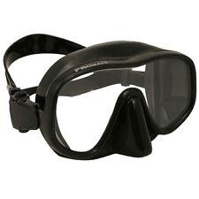 Frameless Scuba Dive Snorkeling Spearfishing Silicone Mask - Promate MK400 Shamu