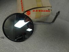 Suzuki NOS NEW 56500-31012 RH Right Rear View Mirror T500 GT TC RE A100 1968-79