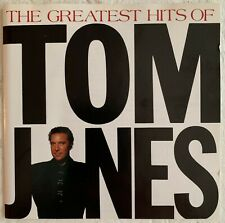 THE GREATEST HITS OF TOM JONES CD (MAM / The Hit Label) Australia release