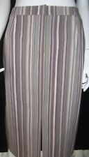 COUNTRY ROAD Womens striped straight Skirt size 10