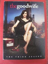 the good wife third season DVD 22 episode 6 disc set