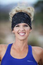 New Vita Headwear Globe Design Headband,Headwrap,Multifunctional,Running,Yoga